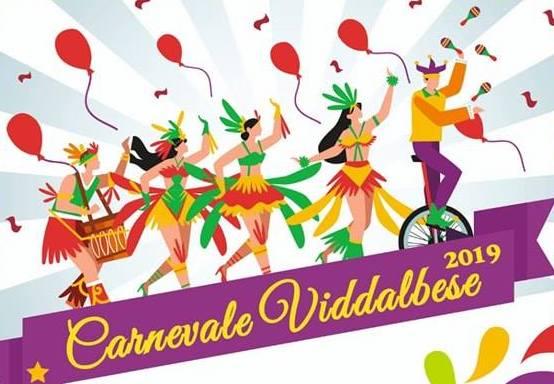 Carnevale Viddalbese 2019